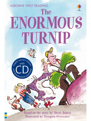 The enormous turnip. Con CD Audio