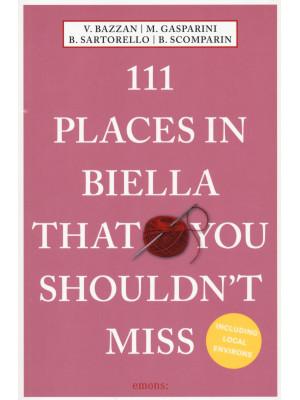 111 places of Biella that you shouldn't miss