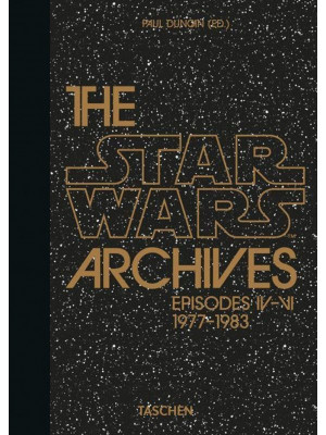 The Star Wars archives. Episodes IV-VI 1977-1983