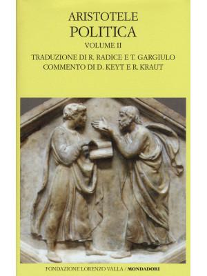 Politica. Testo greco a fronte. Vol. 2: Libri V-VIII