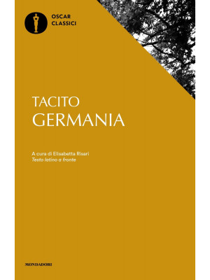 Germania. Testo latino a fronte
