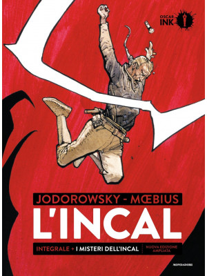 L'Incal. L'integrale-I misteri de L'Incal. Ediz. ampliata