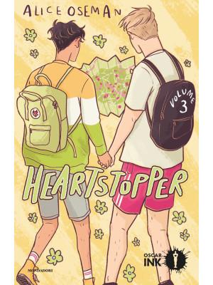 Heartstopper. Vol. 3