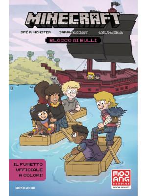 Blocco ai bulli. Minecraft. Il fumetto ufficiale