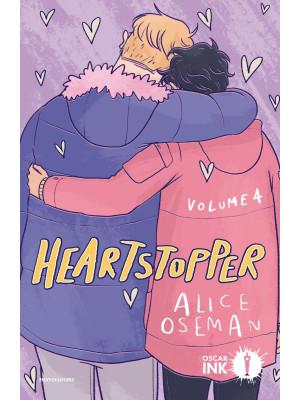 Heartstopper. Vol. 4