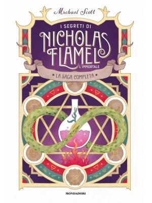 La saga completa. I segreti di Nicholas Flamel, l'immortale