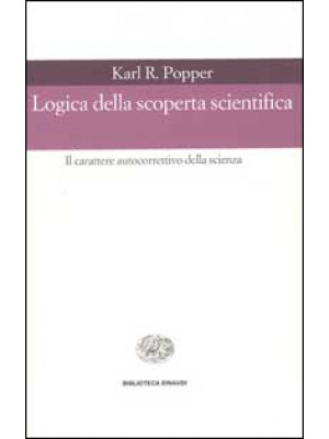 Logica della scoperta scientifica