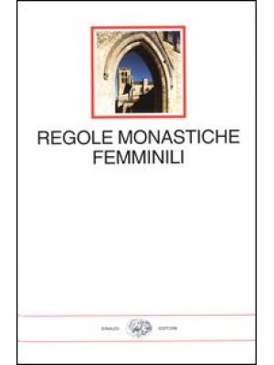 Regole monastiche femminili