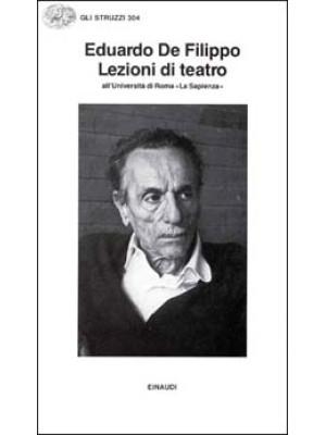 Lezioni di teatro