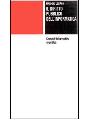 Corso di informatica giuridica. Vol. 2: Diritto pubblico dell'Informatica