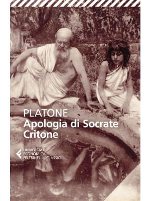 Apologia di Socrate-Critone. Testo originale a fronte