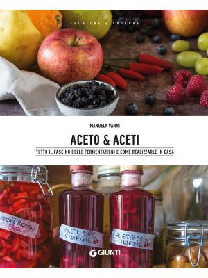 Aceto & aceti. Tutto il fascino delle fermentazioni e come realizzarle in casa
