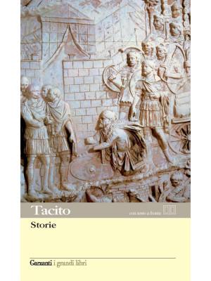 Storie. Testo latino a fronte