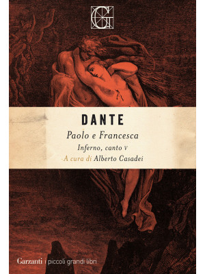 Paolo e Francesca. Inferno, canto V