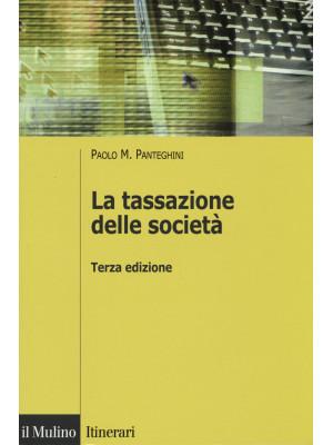 La tassazione delle società