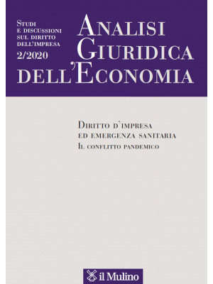 Analisi giuridica dell'economia (2020). Vol. 2