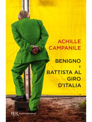 Benigno e Battista al Giro d'Italia