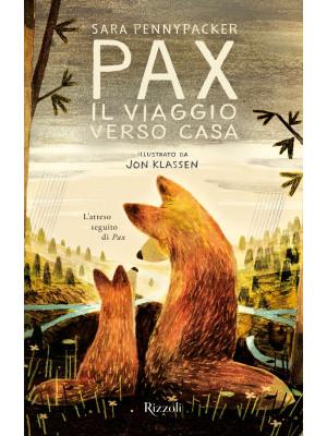 Pax. Il viaggio verso casa
