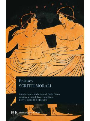 Scritti morali. Testo greco a fronte. Ediz. bilingue