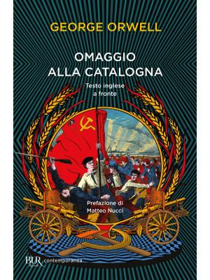 Omaggio alla Catalogna. Testo inglese a fronte
