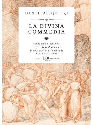 La Divina Commedia di Dante illustrata da Federico Zuccari