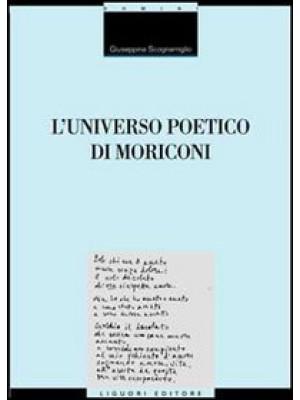L'universo poetico di Moriconi