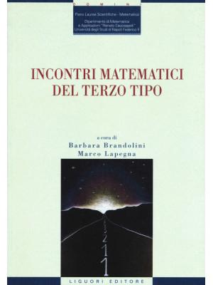 Incontri matematici del terzo tipo