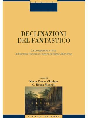 Declinazioni del fantastico La prospettiva critica di Romolo Runcini e l'opera di Edgar Allan Poe
