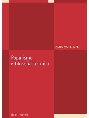 Populismo e filosofia politica