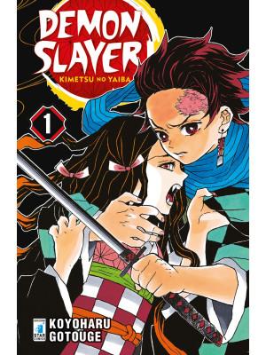 Demon slayer. Kimetsu no yaiba. Vol. 1