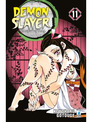 Demon slayer. Kimetsu no yaiba. Vol. 11