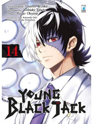 Young Black Jack. Vol. 14