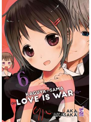 Kaguya-sama. Love is war. Vol. 6