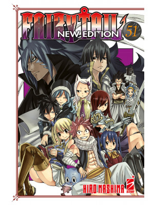 Fairy Tail. New edition. Vol. 51