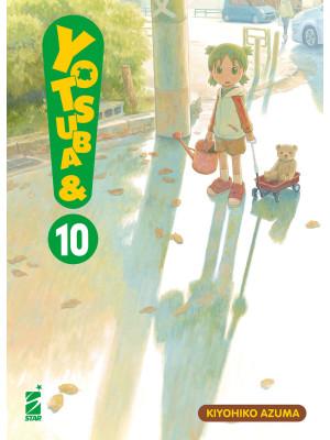 Yotsuba&!. Vol. 10