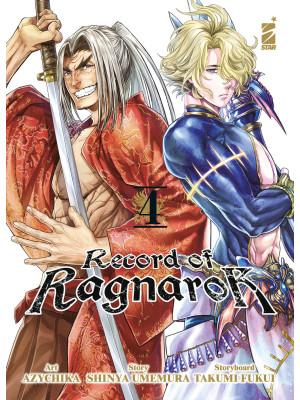 Record of Ragnarok. Vol. 4