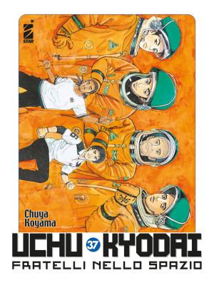 Uchu Kyodai. Fratelli nello spazio. Vol. 37