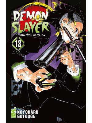 Demon slayer. Kimetsu no yaiba. Vol. 13