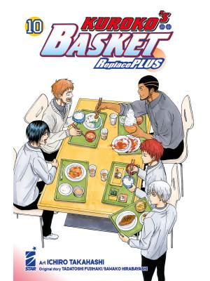 Kuroko's basket. Replace plus. Vol. 10