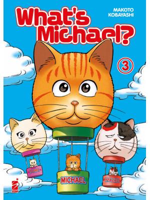 What's Michael? Miao edition. Vol. 3