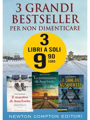 3 grandi bestseller. Per non dimenticare