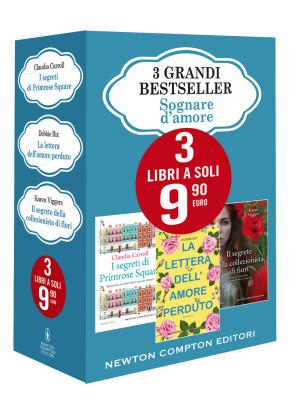 3 grandi bestseller. Sognare d'amore: I segreti di Primrose Square-La lettera dell'amore perduto-Il segreto della collezionista di fiori