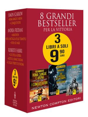 8 grandi bestseller. Per la vittoria