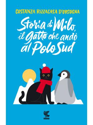Storia di Milo, il gatto che andò al Polo Sud