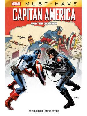 Winter soldier. Capitan America