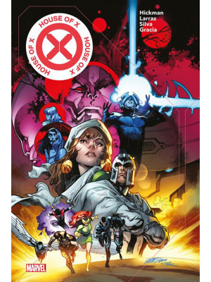 House of X-Powers of X. Complete edition