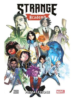 Strange academy. Vol. 1: Prima lezione