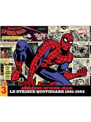 Amazing Spider-Man. Le strisce quotidiane. Vol. 3: (1981-1982)