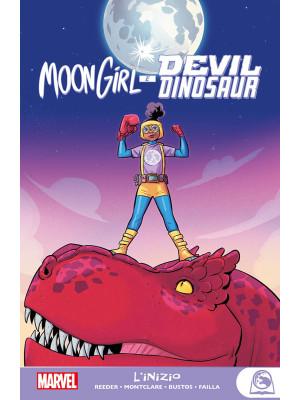 L'inizio. Moon Girl e Devil Dinosaur