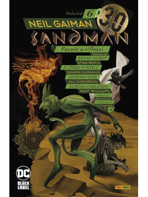Sandman library. Vol. 6: Favole e riflessi